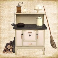 A Not So Witchy Kitchen by Just-A-Little-Knotty