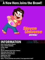 NickvsCN - Steven Universe by madoldcrow1105