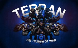 Starcraft Terran by StarcraftRevoK