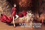 Free Glamour Photography Photoshop Actions by symufa