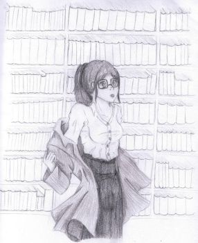 Library by Gatten-Chan