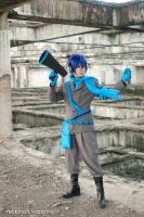 Love is War - Eager Love Revenge - Kaito by maki-chama
