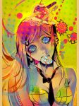 crazy freaky scary by einlee