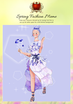 AoHC : Springtime by SnuggleMeDaily