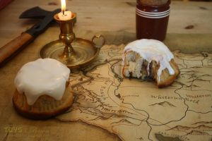 Skyrim: How to make a sweet roll by Freelancerrook