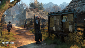 witcher 3 i`m overqualified for all thes by Scratcherpen