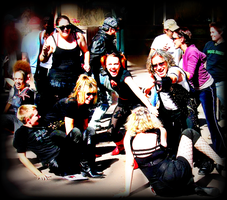 Time Warp Flash Mob by giannimartelli
