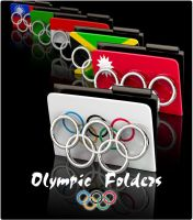Olympic Folders by DARIMAN