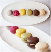 Macaroons by kingofkings16