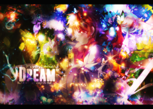 - [Sign] D R E A M . by anhkute2k4