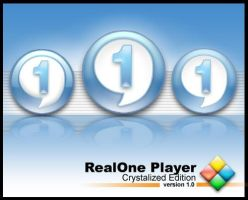 RealOne Crystalized by weboso