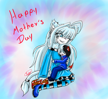 Happy Mothers Day :3 by Yuki-Akemi