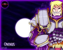 IF: Ominus Wallpaper by Zeurel