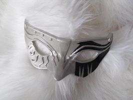 Crown Clown Mask by angelicon