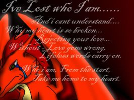And Ive lost who i am.... by Paranormalmoon