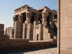 Egyptian Temple II by OwletStock