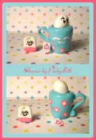 Egg-Tea Charm by PockyStik