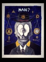 the Enigma of Man by gromyko
