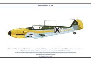 Bf 109 E-4 Bulgaria 2 by WS-Clave