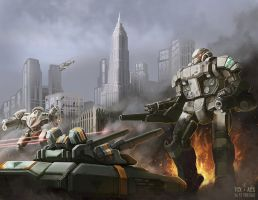 Battletech TRO 3063 by Shimmering-Sword