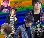 Jordan Witzigreuter Collage by Busted-Love