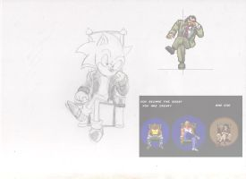Sonic became the boss.. by ClassicSonicSatAm
