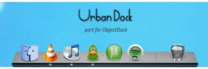 Urban ObjectDock by dusti-san