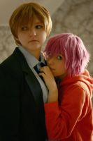 Gravitation: Shuichi and Yuki by JonneCat