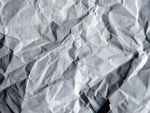 crumpled paper lines by ninja-pi
