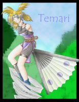 temari tomorrow by ceruleandraco
