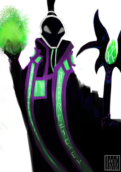 RUBICK DOTA 2 by melodicmemor-y