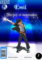 Cover of heir of moonwalker by magrozo