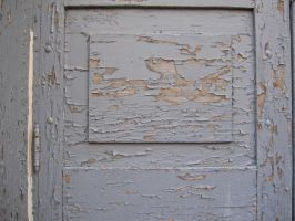 Peeling Pant - Wood Door 2 by element321