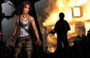 Tomb Raider Reborn by 7caco
