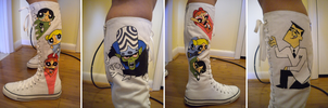 PPG shoes by xSyeira
