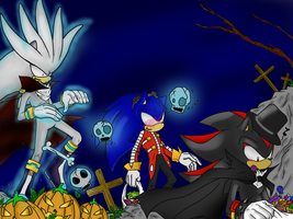 Happy Halloween, Contest Entry by olgolugo