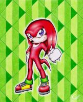 .:5th_Knuckles:. by dkute