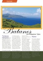 batanes article 1 by clyder