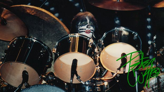 Peter Criss 1979 Signature by MichaelWKellarINKS