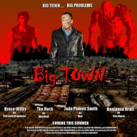 Big Town (Fallout 3 Alternate Movie Poster) by UndeadNed