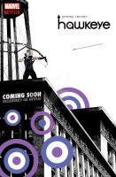 Hawkeye Netflix Poster (Version 2) by tclarke597