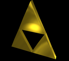 Triforce by Adreos