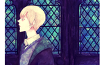 Draco Malfoy by weewill