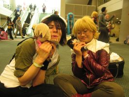 cuddles time ax 2012 by chibiaddict4ever