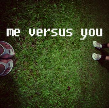 me vs you by this-is-tis