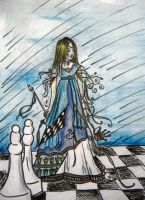 __The White Queen__ by Alice-fanclub