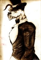 Fancy Deathclaw by UniverseReset