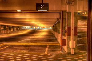 parking Garage by bkueppers