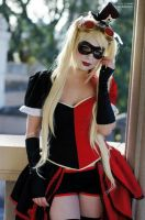 Harley Quinn Steampunk Version - Paula Vasquez by SeviYummy