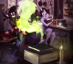 potions a brewin by AeroSocks